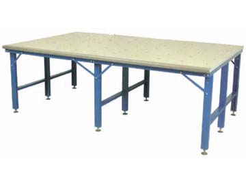 Industrial sewing machine table for spreading machine with air per m2 export quality watchthetrailerfo